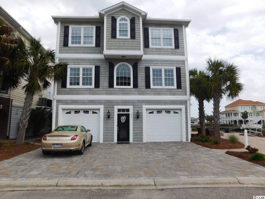 Detached MLS:1709012   502 55th Ave. N North Myrtle Beach SC