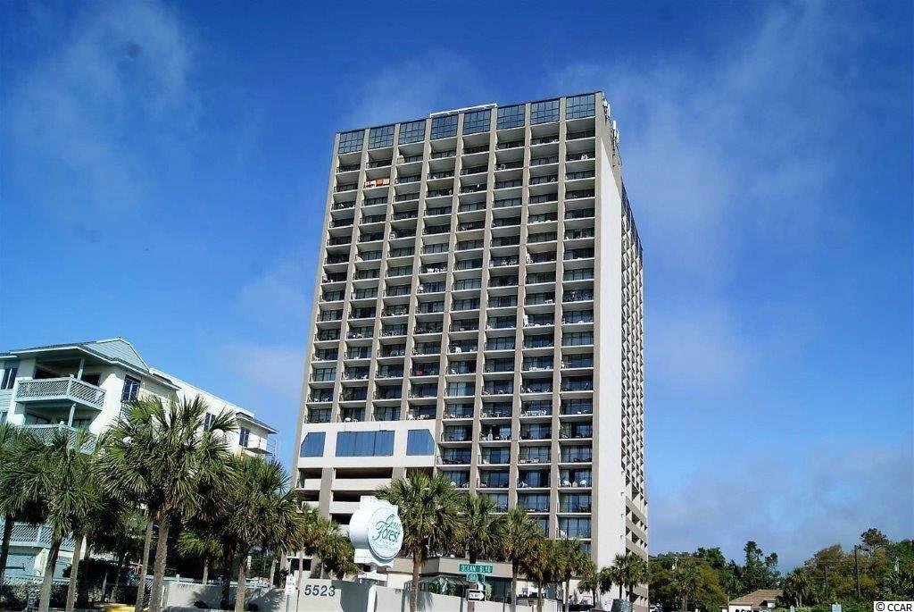 MLS#:1709024 Hi-Rise 7+ Stories 5523 N Ocean Blvd