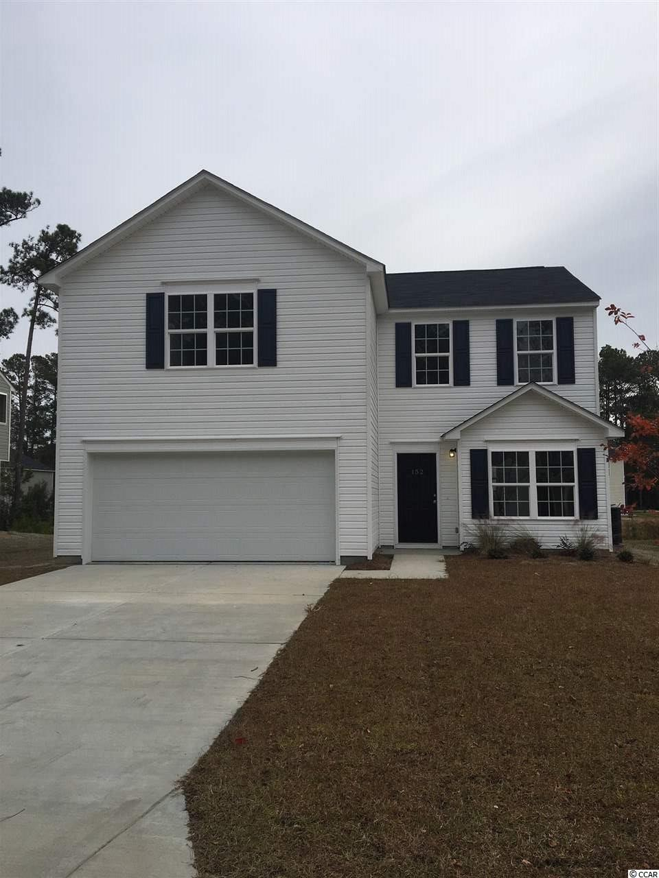 Detached MLS:1709025   152 Bendick Ct. Little River SC