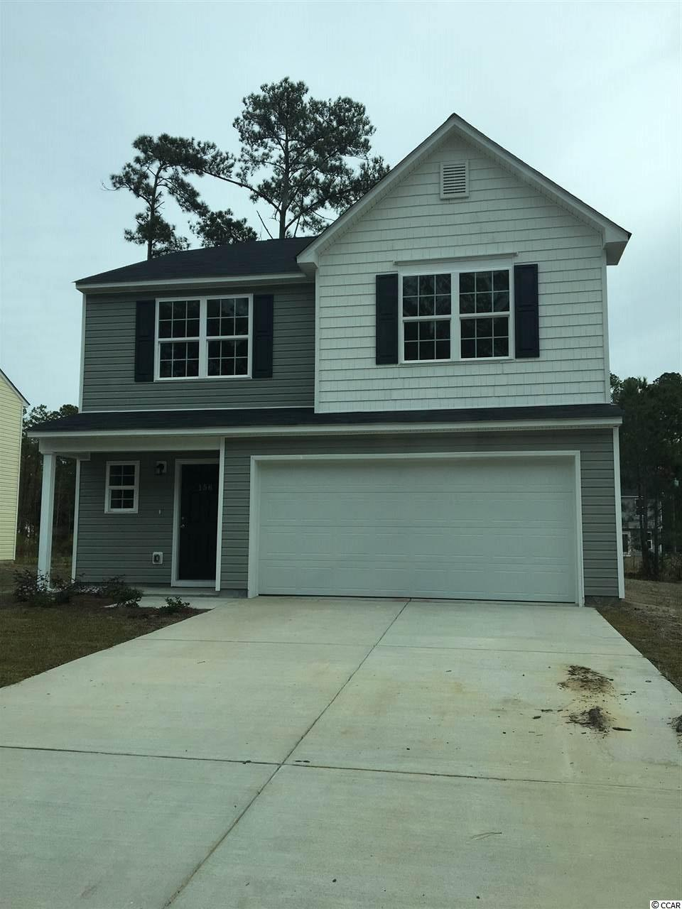 Detached MLS:1709033   156 Bendick Ct. Little River SC