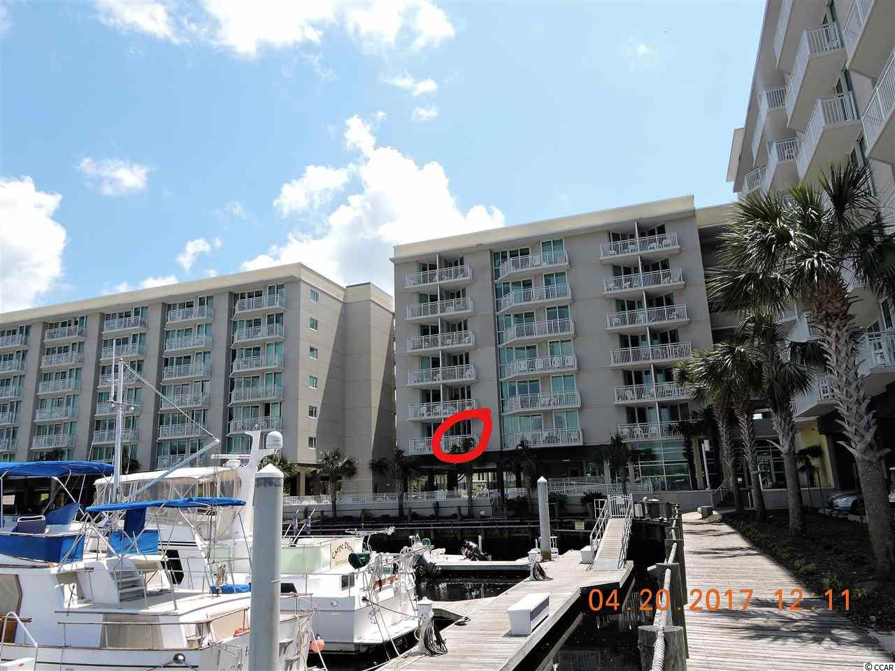 Harbourgate Resort & Marina condo for sale in North Myrtle Beach, SC
