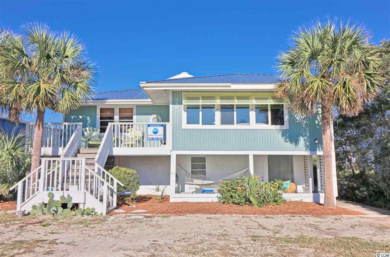 Single Family Home for Sale at 860 S Waccamaw 860 S Waccamaw Garden City Beach, South Carolina 29576 United States