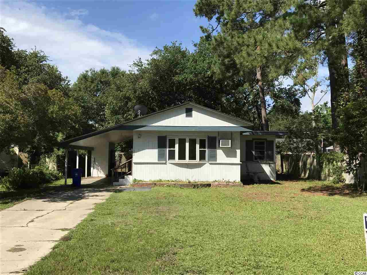 Single Family Home for Sale at 515 Cypress Drive S 515 Cypress Drive S Surfside Beach, South Carolina 29575 United States