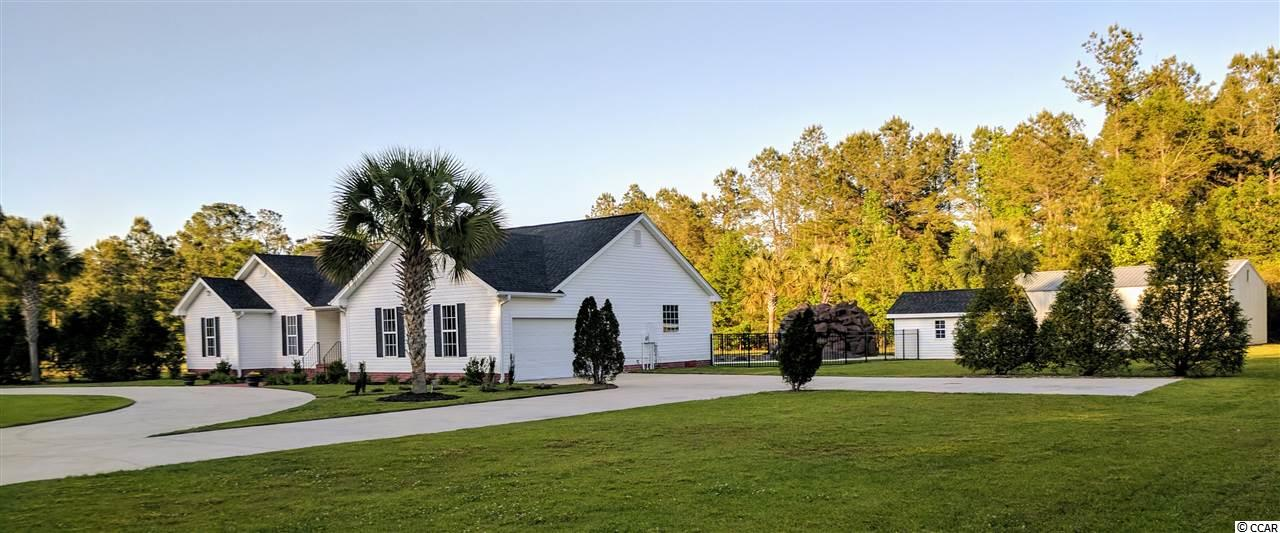 1008 Happy Lane, Galivants Ferry, SC 29544