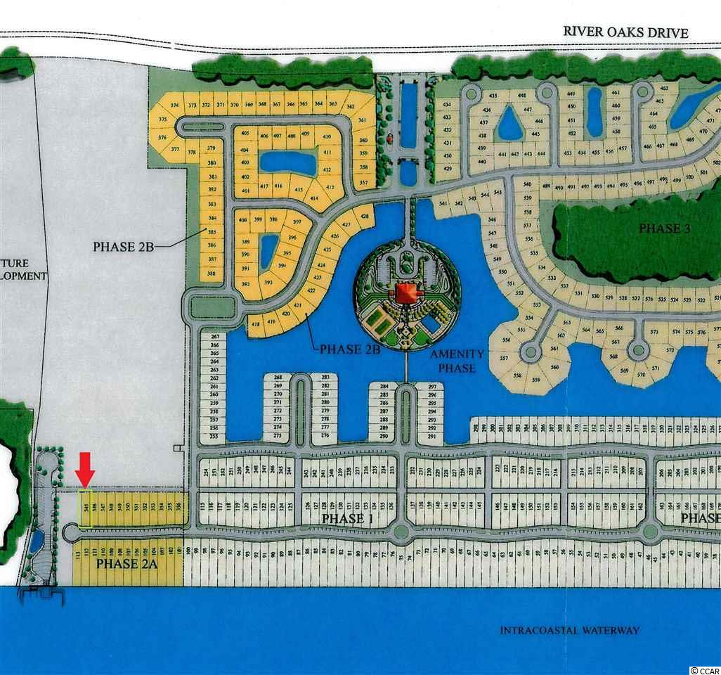Lot 345 Waterway Palms Plantation, Myrtle Beach, SC 29579
