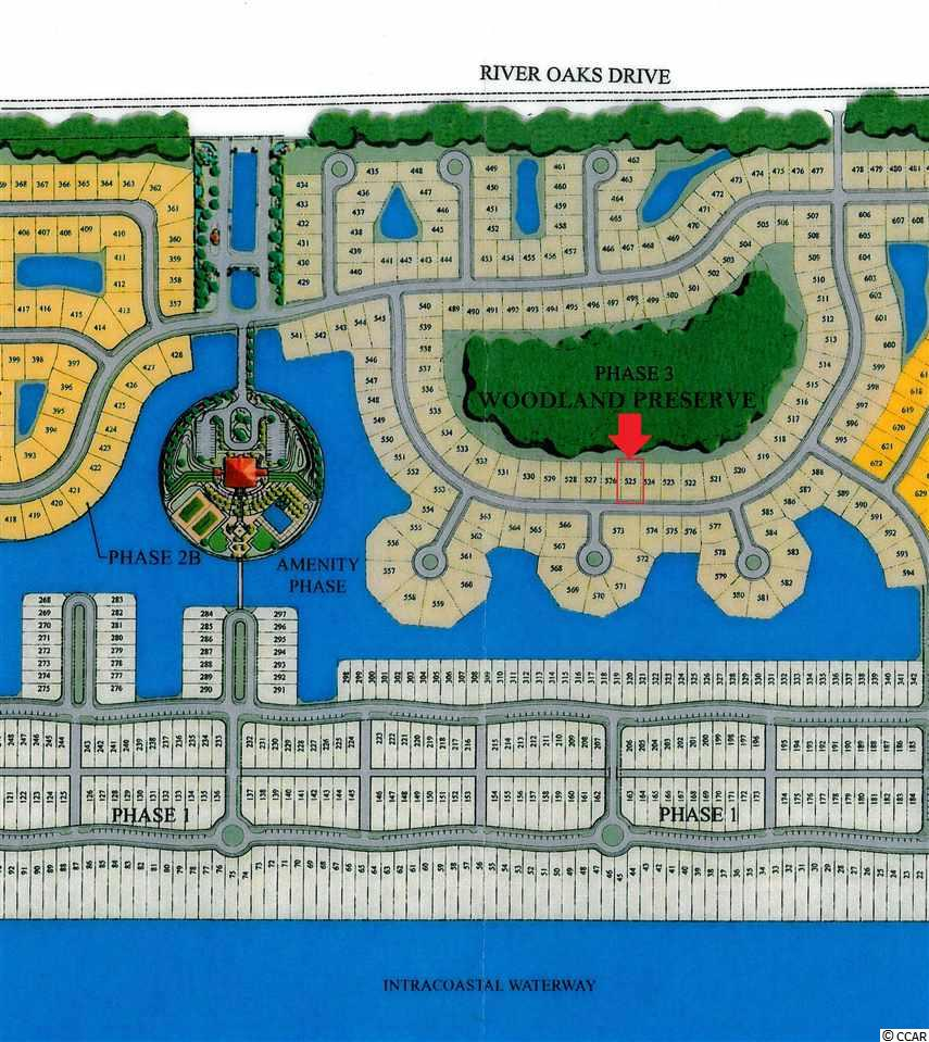 Lot 525 Waterway Palms Plantation, Myrtle Beach, SC 29579