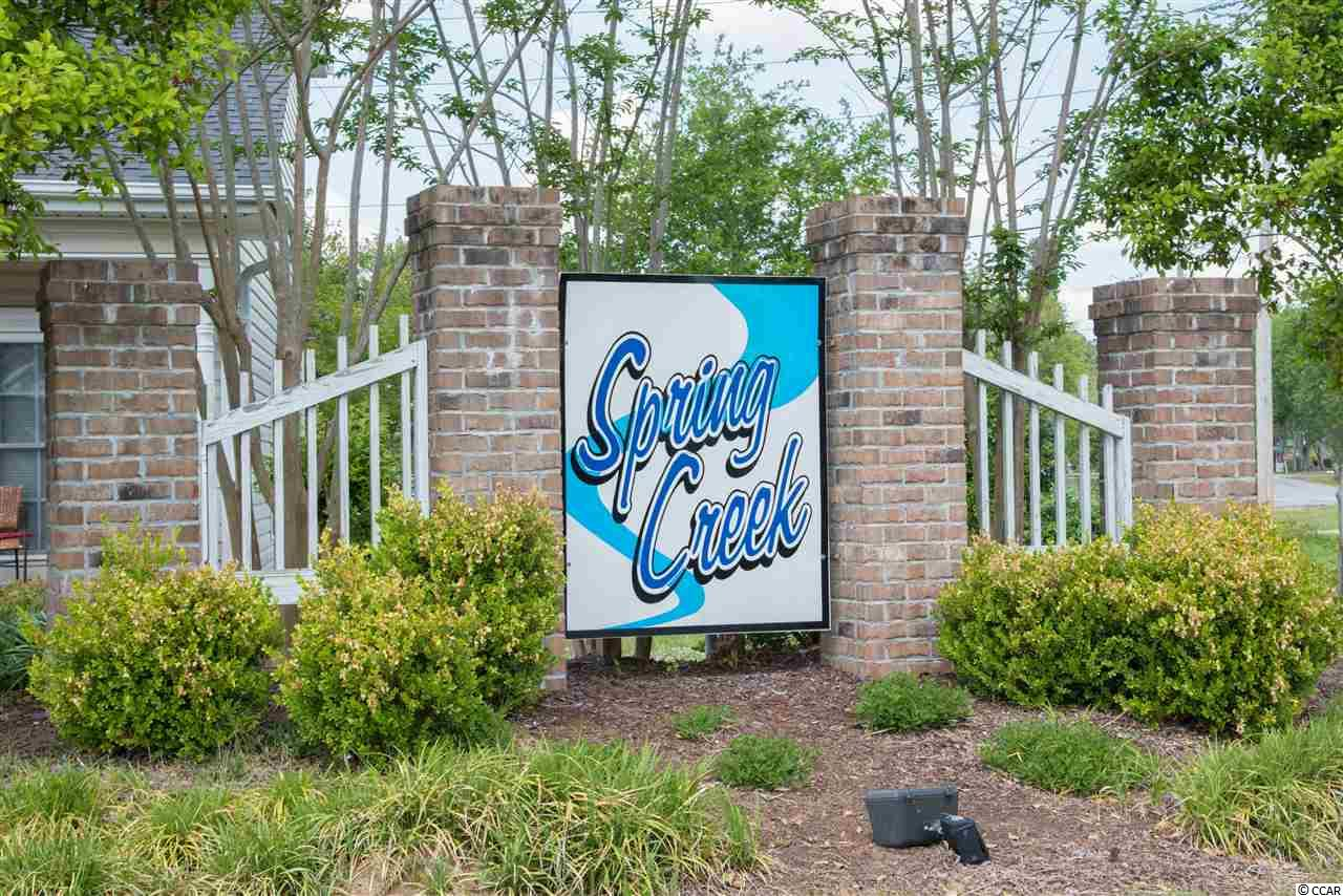 Another property at   Spring Creek - Socastee offered by Myrtle Beach real estate agent