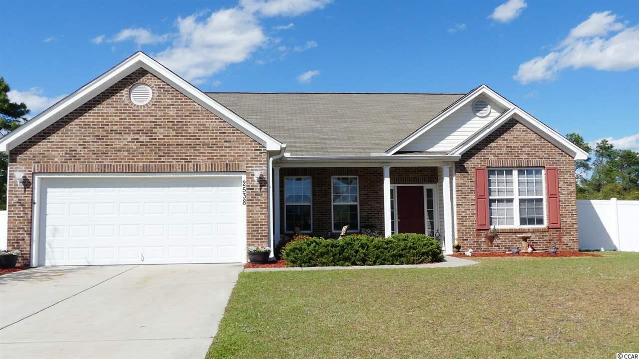 2538 Sugar Creek CT, Myrtle Beach, SC 29579