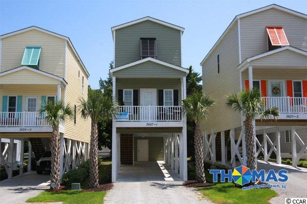 Not within a Subdivision 3607-1 Poinsett Street North Myrtle Beach