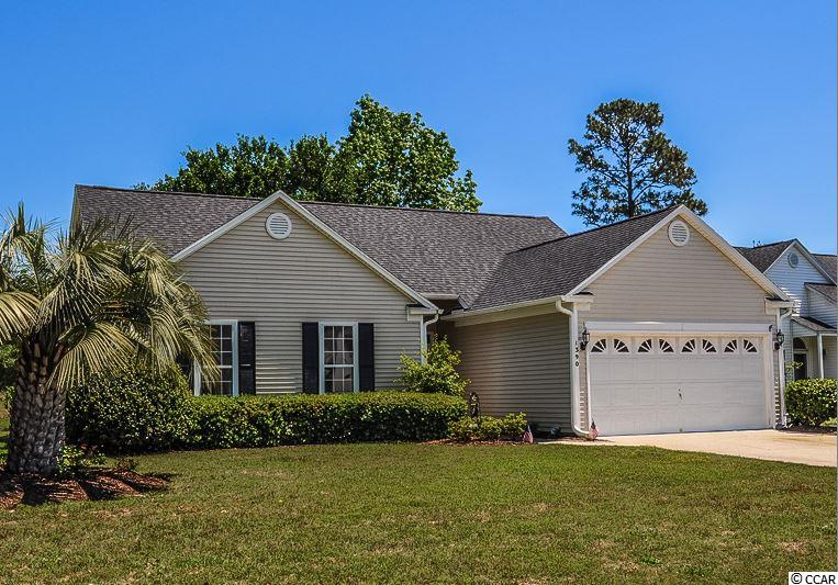 Patio Home for Sale at 1390 Oakmont Court 1390 Oakmont Court Murrells Inlet, South Carolina 29576 United States
