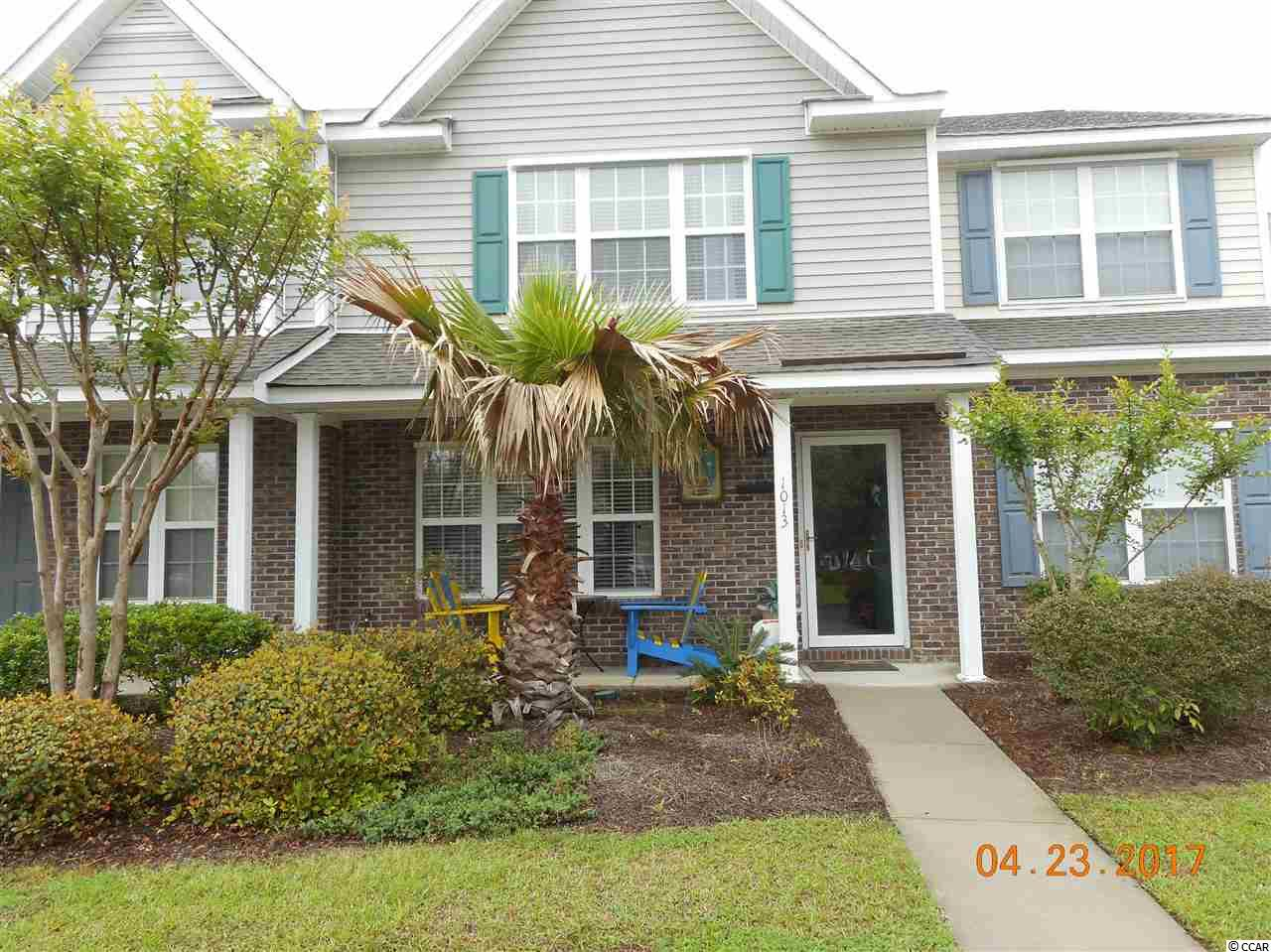 Townhouse MLS:1709494 PARKVIEW SUBDIVISION - 17TH AVE.  1013 Pinwheel Loop Myrtle Beach SC