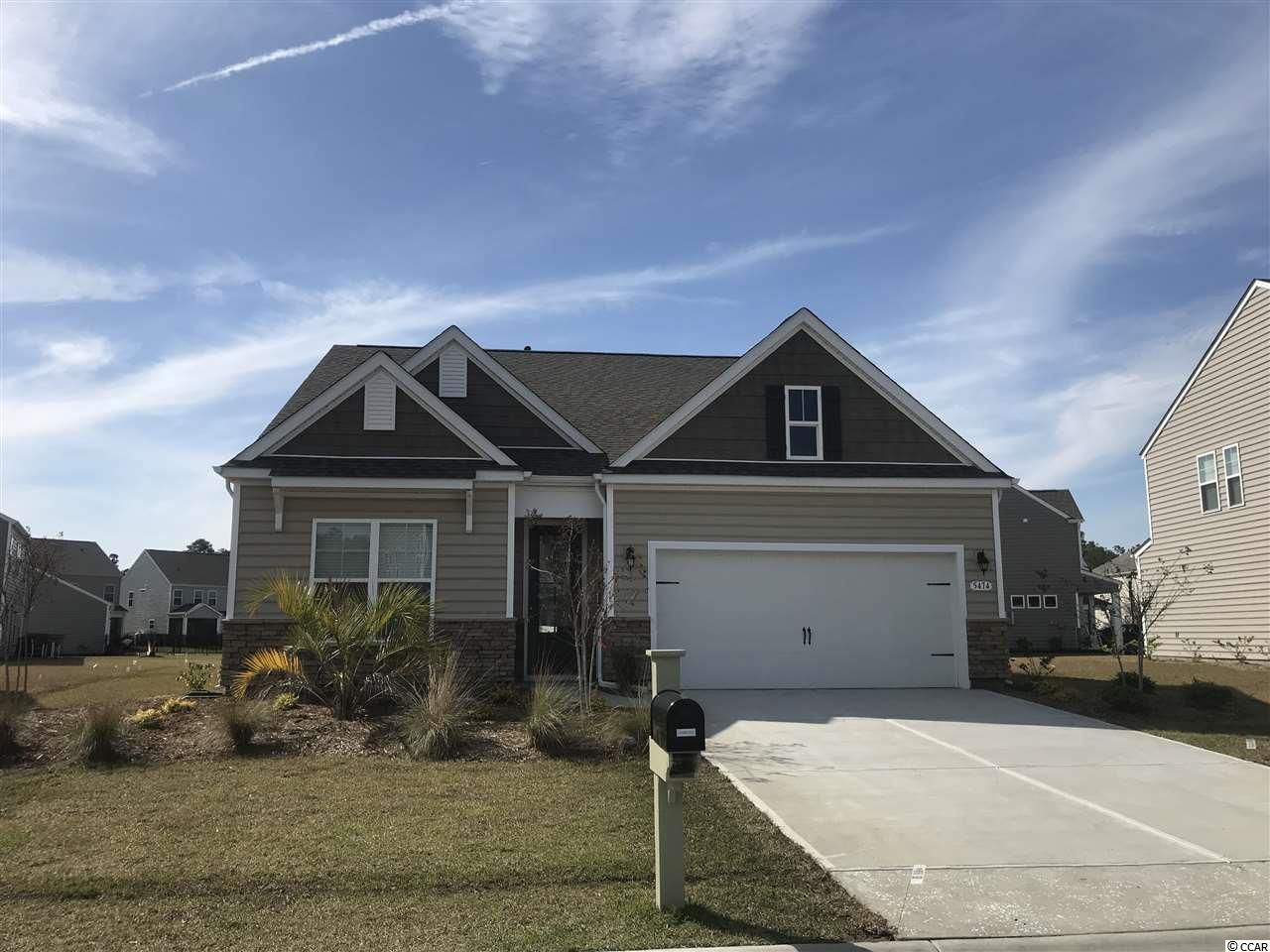 5474 Sunset Lake Ln., Myrtle Beach, SC 29579