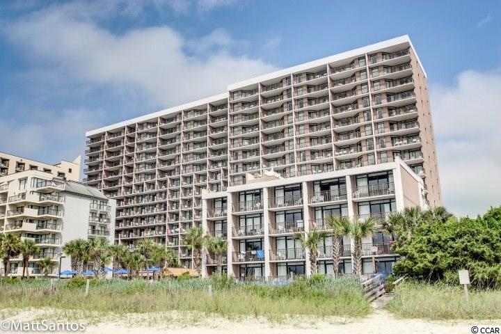Ocean Front,Ocean View,End Unit Condo in Long Bay Resort : Myrtle Beach South Carolina