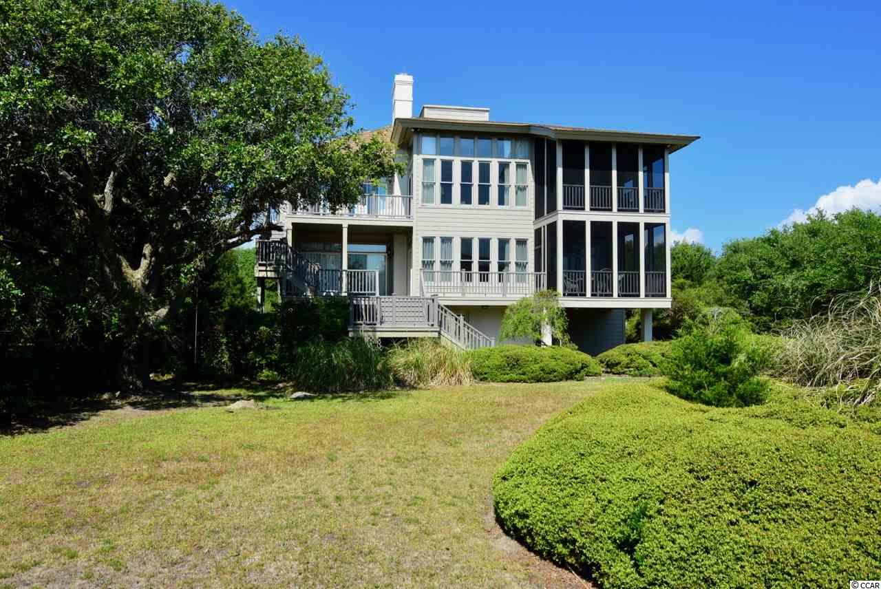 Detached MLS:1709617   1376 DeBordieu Blvd. Georgetown SC