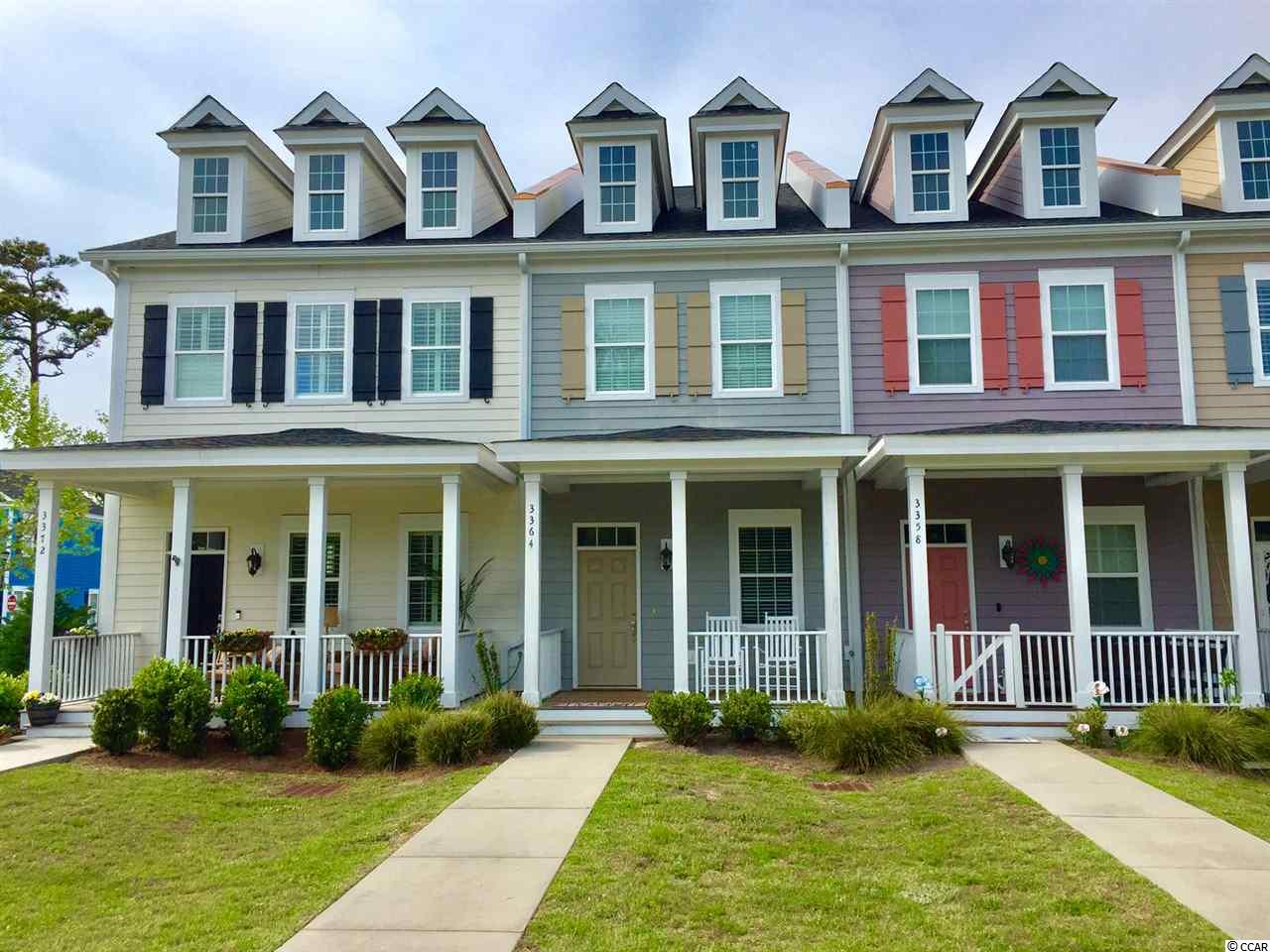 Townhouse MLS:1709668 Market Common, The  3364 Pampas Drive Myrtle Beach SC