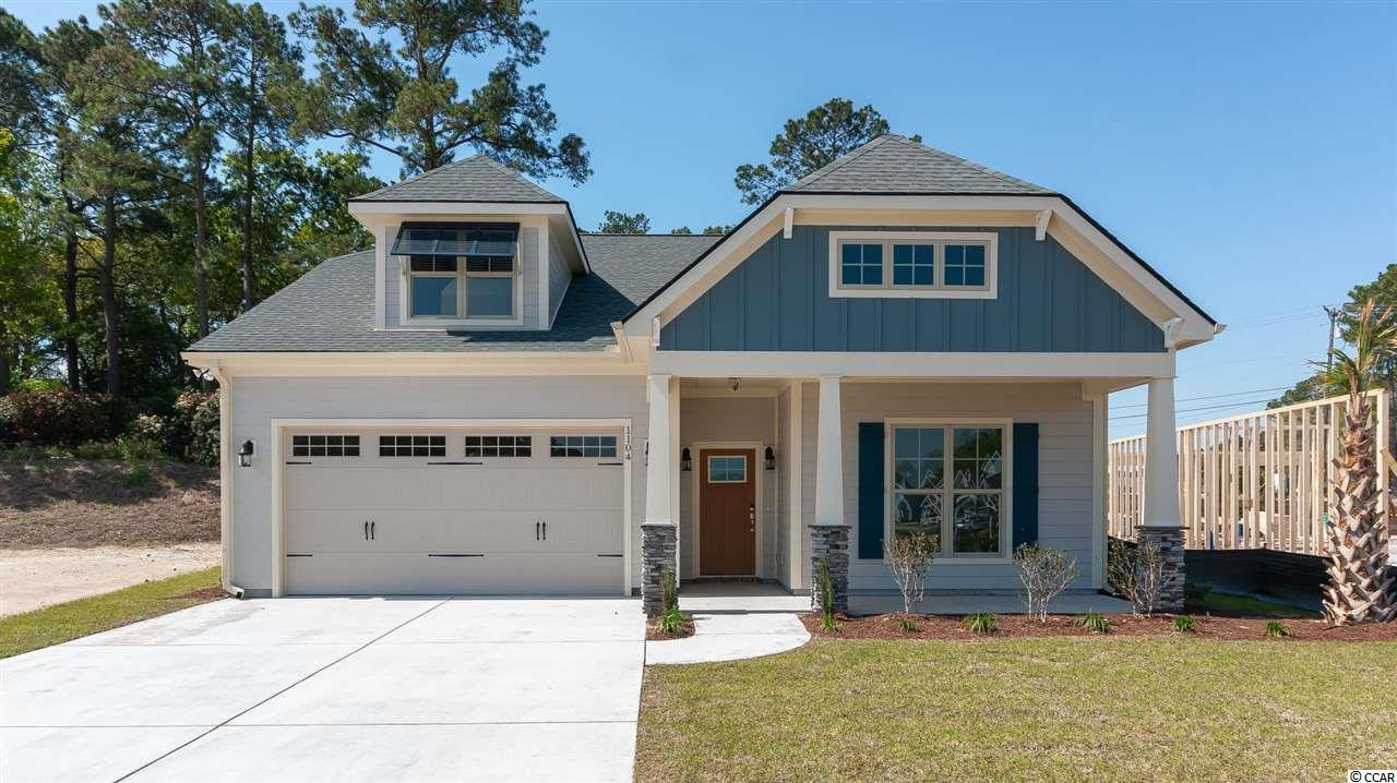 Detached MLS:1709701   1104 Doubloon Dr. North Myrtle Beach SC