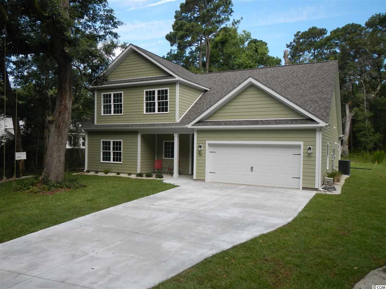Not within a Subdivision 90 Blockade Drive Pawleys Island