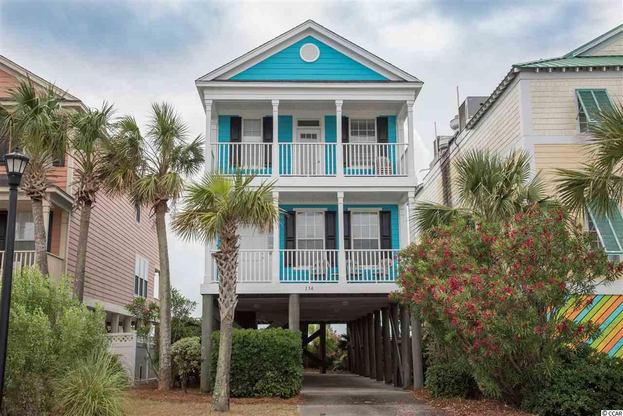 Single Family Home for Sale at 13A N Seaside Drive 13A N Seaside Drive Surfside Beach, South Carolina 29575 United States
