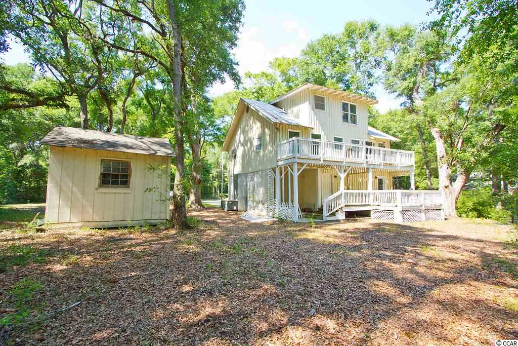 Single Family Home for Sale at 17 Plowden Trail 17 Plowden Trail Pawleys Island, South Carolina 29585 United States