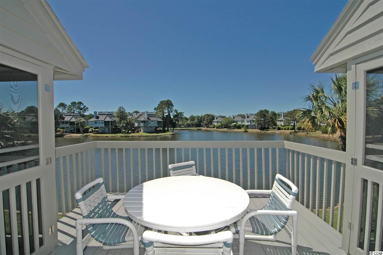 This 3 bedroom condo at  PELICAN WATCH - LITCHFIELD is currently for sale