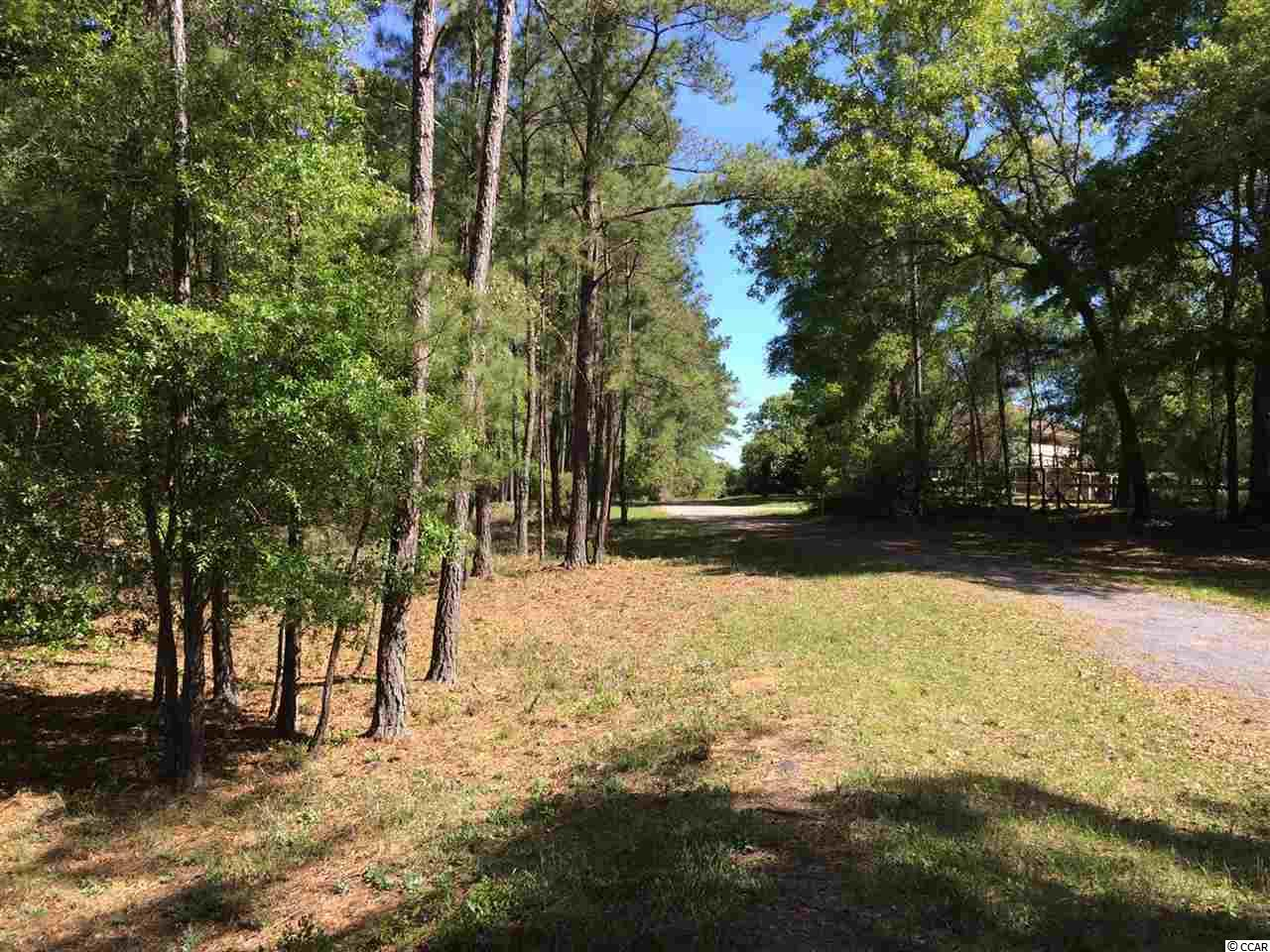 Lot 6B Wilderness Lane, Murrells Inlet, SC 29576