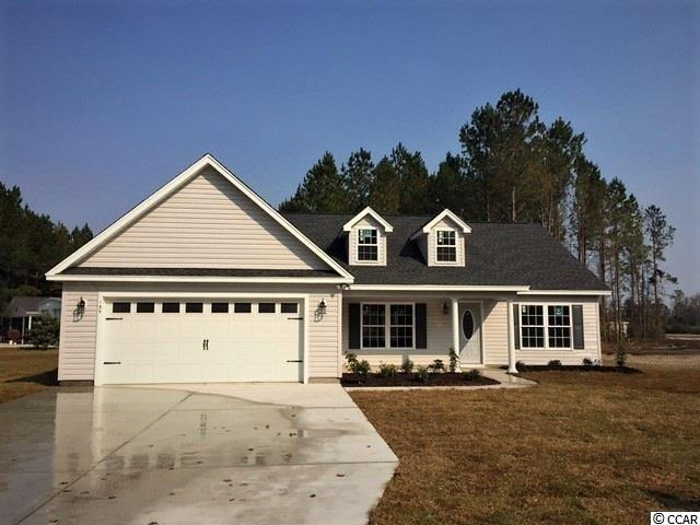 Detached MLS:1710223   TBB7 Hampton Pl. Conway SC