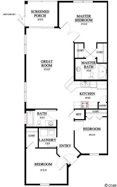 Real estate listing at  The Village at Queens Harbour II with a price of $151,900