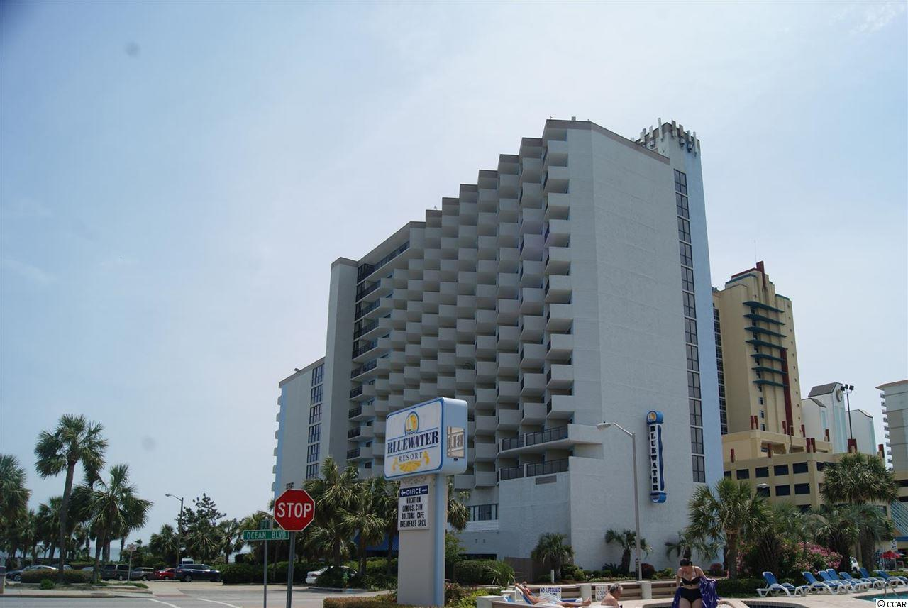 CONDO MLS:1710372 Bluewater Resort  2001 S Ocean Blvd Myrtle Beach SC
