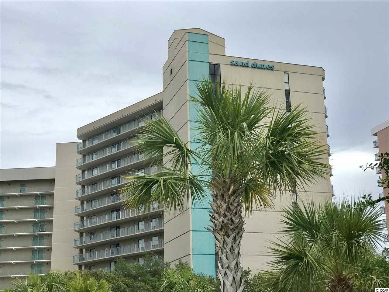 Sand Dunes North Tower condo for sale in Myrtle Beach, SC