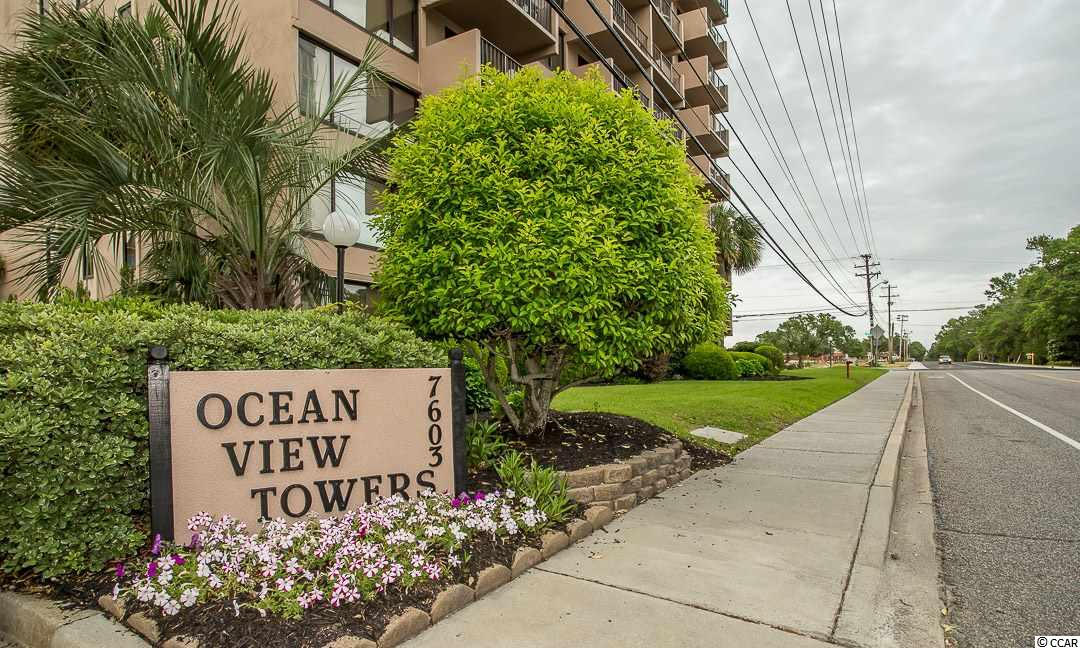 Another property at   Ocean View Towers I offered by Myrtle Beach real estate agent
