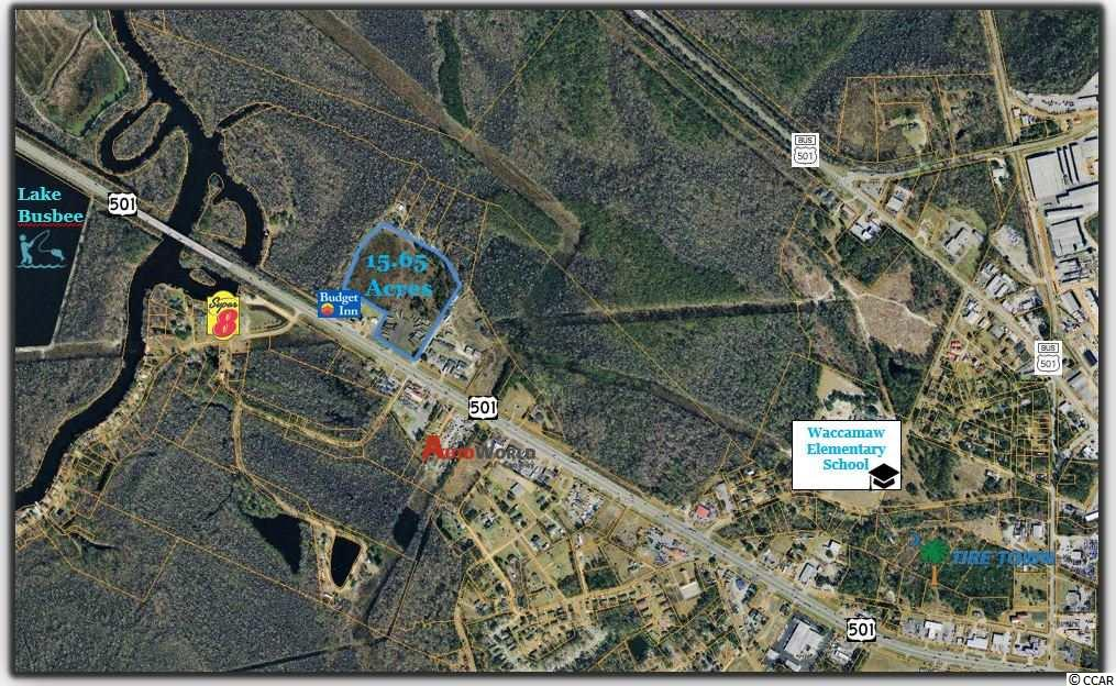 Land for Sale at 729 E Hwy 501 729 E Hwy 501 Conway, South Carolina 29526 United States