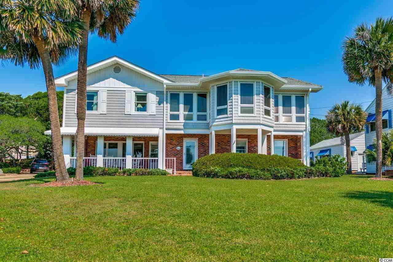 Single Family Home for Sale at 5711 N Ocean Blvd 5711 N Ocean Blvd Myrtle Beach, South Carolina 29577 United States