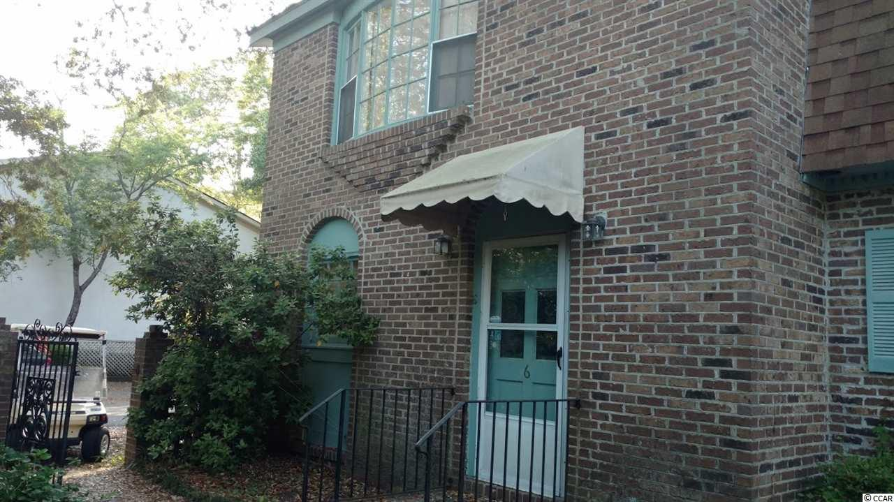 Townhouse MLS:1710830 Not Within a Project/Section Cod  403 76th Ave. N. Myrtle Beach SC