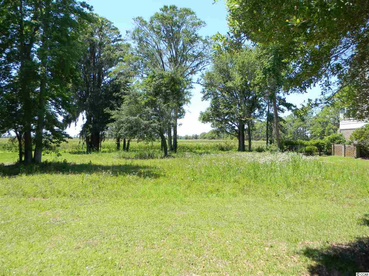 Land for Sale at 209 Olde Canal Loop 209 Olde Canal Loop Pawleys Island, South Carolina 29585 United States