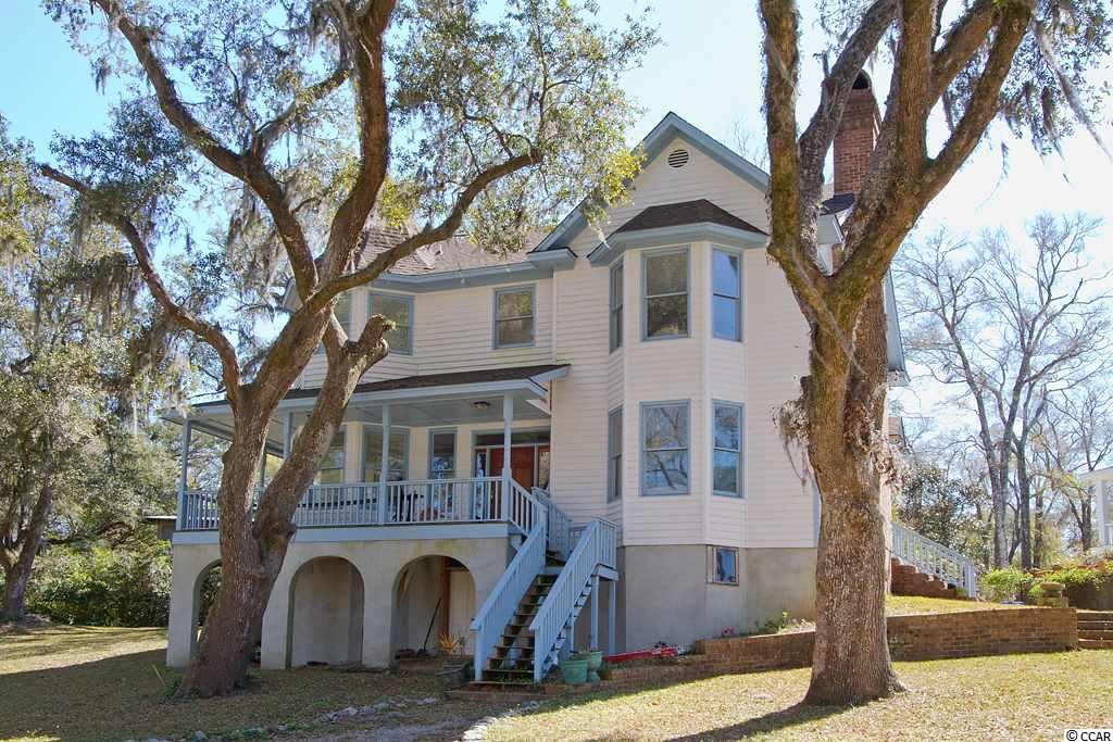 Single Family Home for Sale at 73 Fiddlers Green Pawleys Island, South Carolina,29585 United States