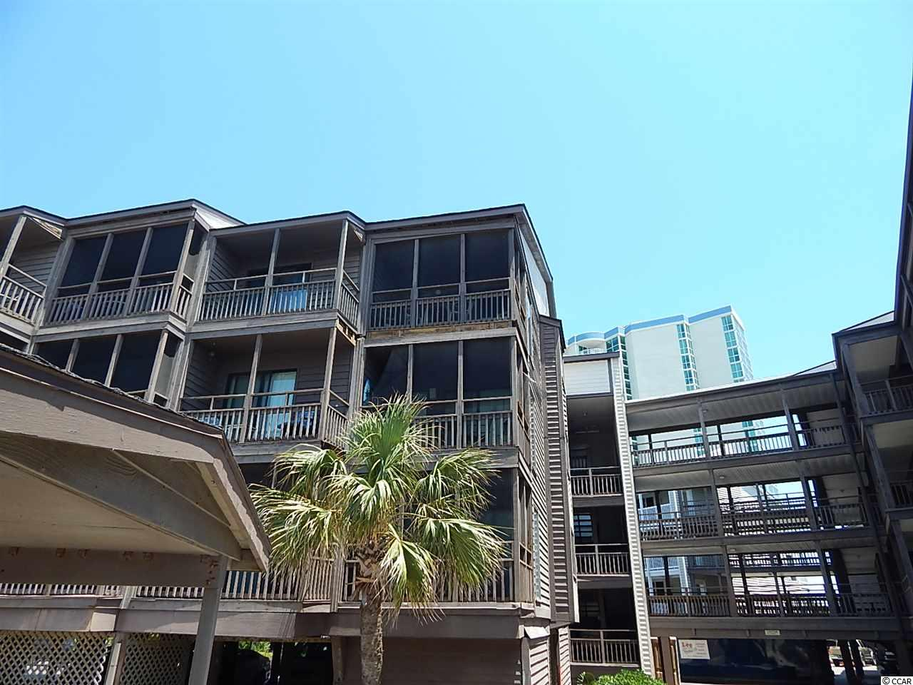Condo MLS:1711065 TILGHMAN B&R  206 N Ocean Blvd. North Myrtle Beach SC