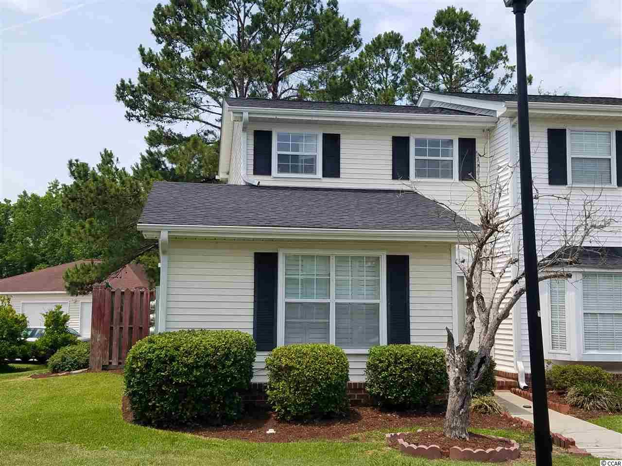 Townhouse MLS:1711104 Carriage Row  2925 Carriage Row Lane Myrtle Beach SC