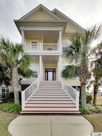 Myrtle Beach Waterway Palms Plantation