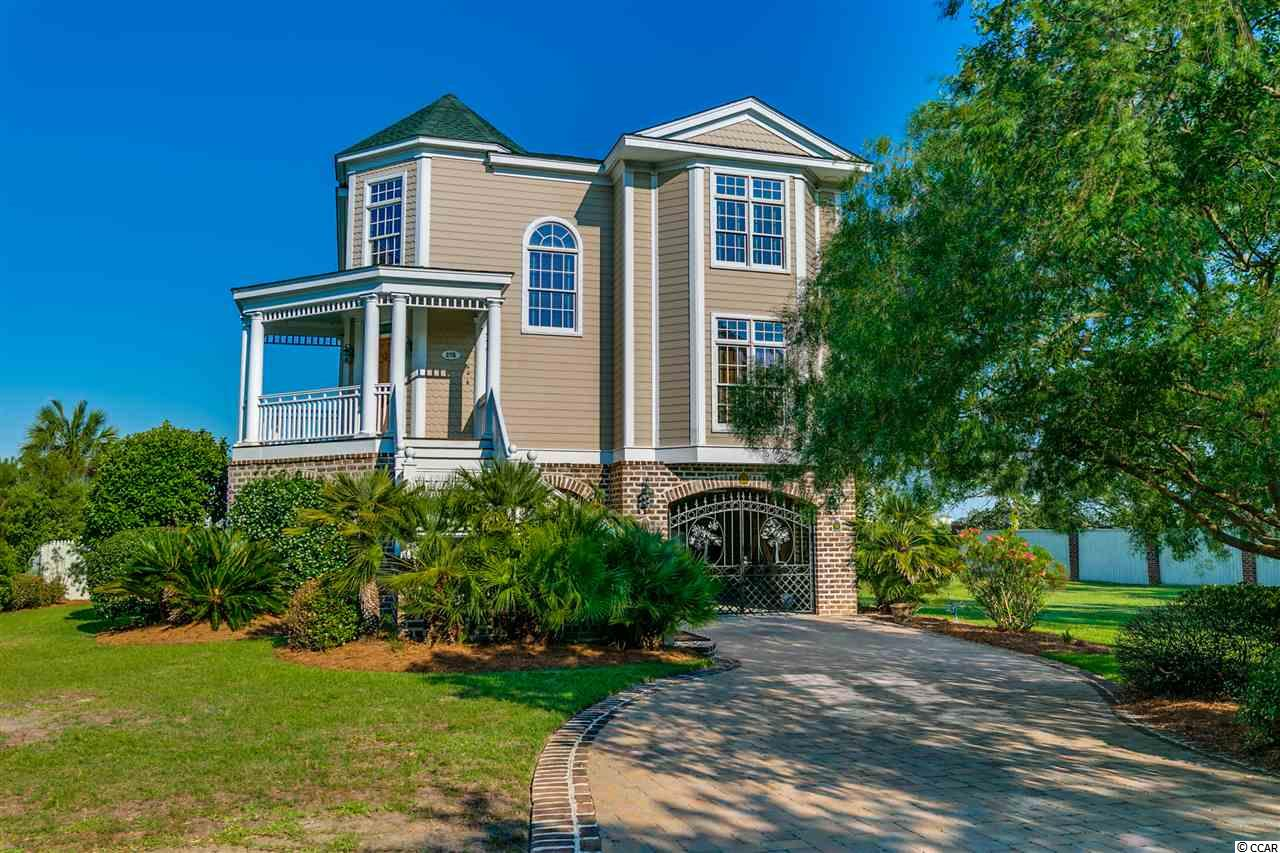 Single Family Home for Sale at 275 Berry Tree Lane 275 Berry Tree Lane Pawleys Island, South Carolina 29585 United States