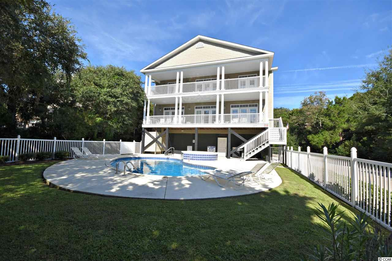 Single Family Home for Sale at 263 Parker Drive 263 Parker Drive Pawleys Island, South Carolina 29585 United States