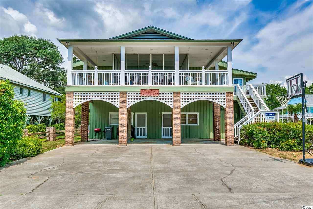 Single Family Home for Sale at 233 Bobcat Drive 233 Bobcat Drive Pawleys Island, South Carolina 29585 United States