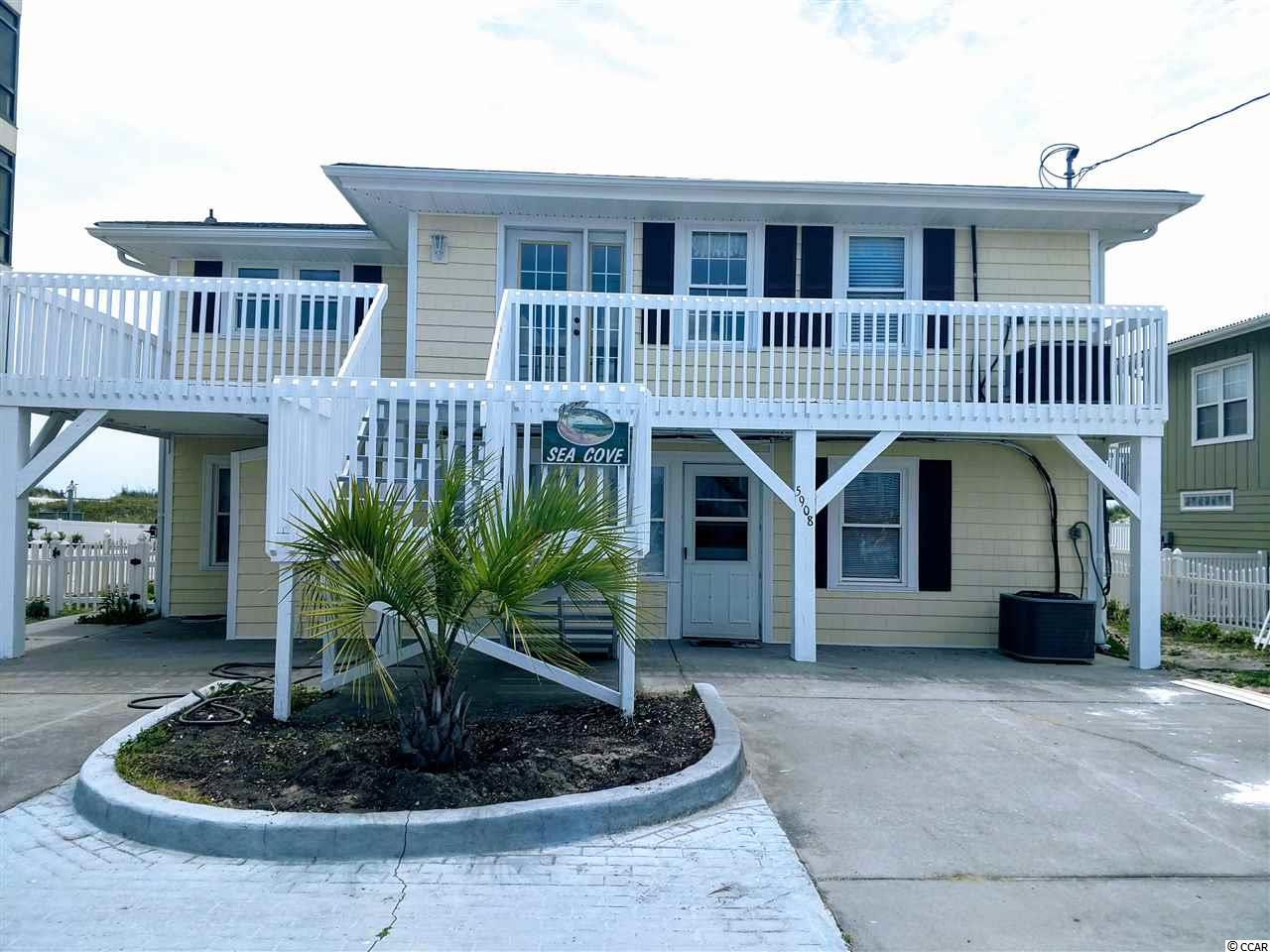 Single Family Home for Sale at 5908 N Ocean Blvd 5908 N Ocean Blvd North Myrtle Beach, South Carolina 29582 United States