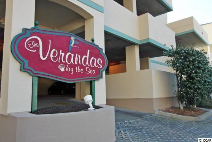 The Verandas NMB condo for sale in North Myrtle Beach, SC