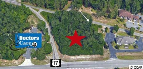 Additional photo for property listing at TBD Hwy 17 N. TBD Hwy 17 N. Little River, South Carolina 29566 United States