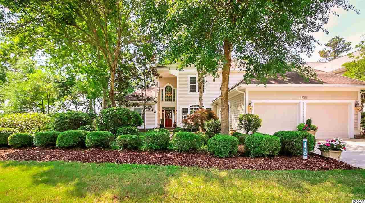 Detached MLS:1711703   4830 Bucks Bluff Drive North Myrtle Beach SC
