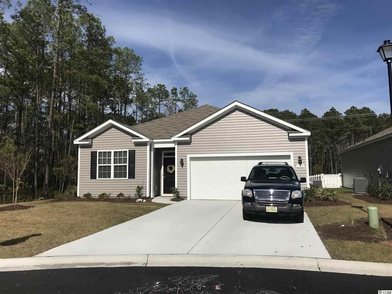 Detached MLS:1711712   TBD Hay Hill Lane Myrtle Beach SC