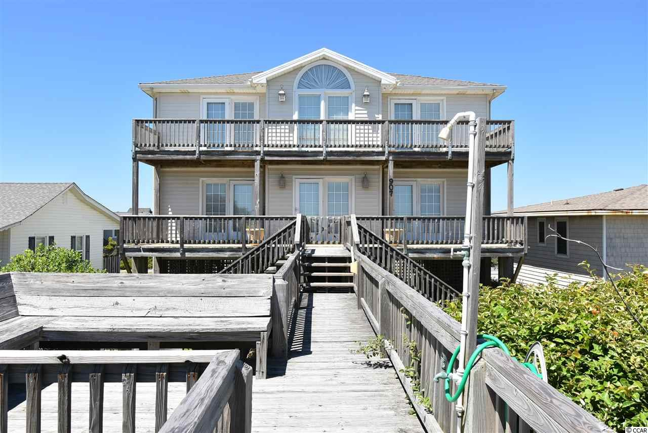 907 Ocean Blvd West, Holden Beach, NC 28462