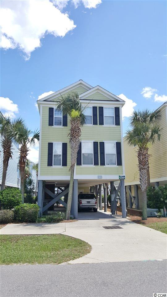 Single Family Home for Sale at 315 S Dogwood Drive 315 S Dogwood Drive Surfside Beach, South Carolina 29575 United States
