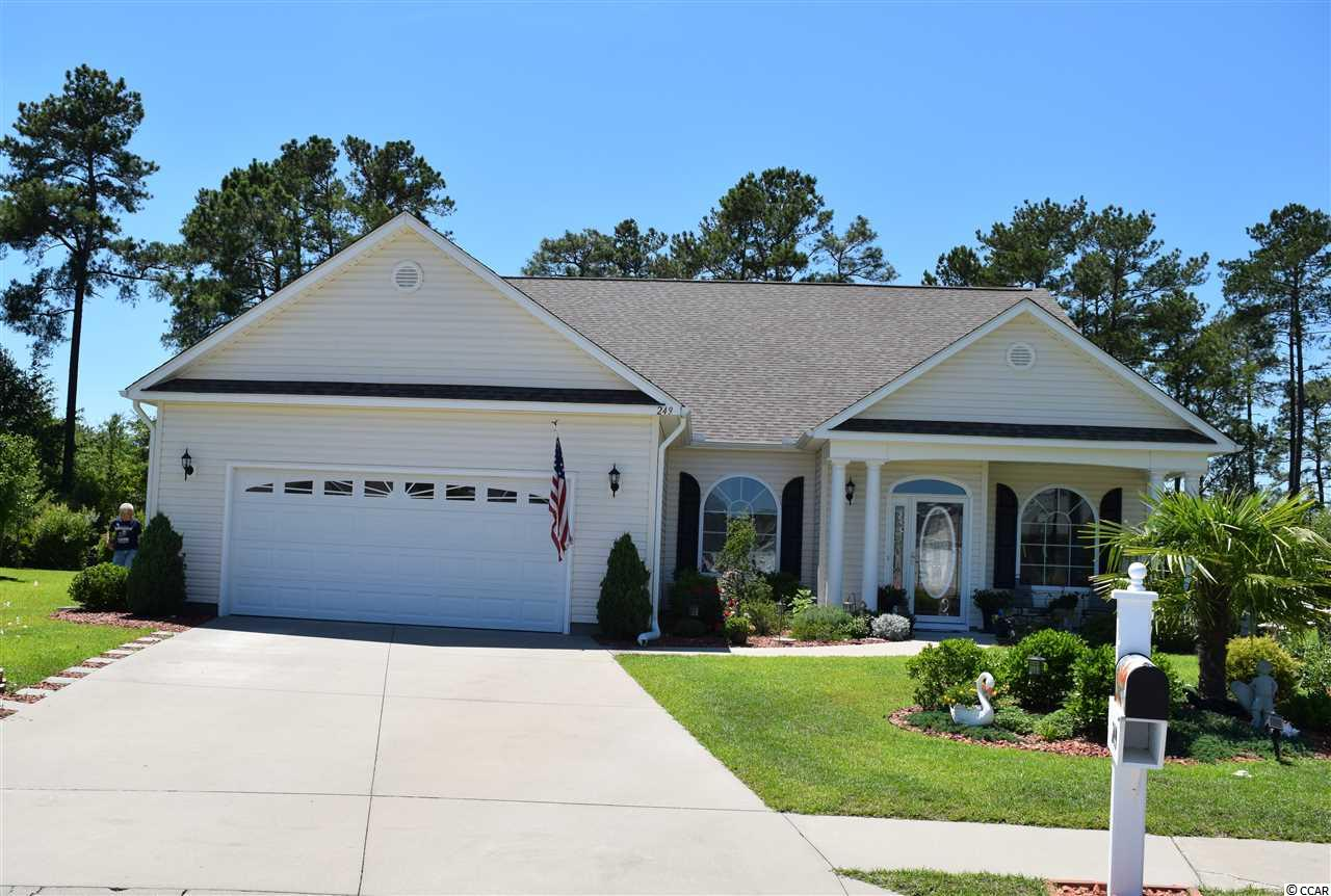 249 Black Bear Rd., Myrtle Beach, SC 29588