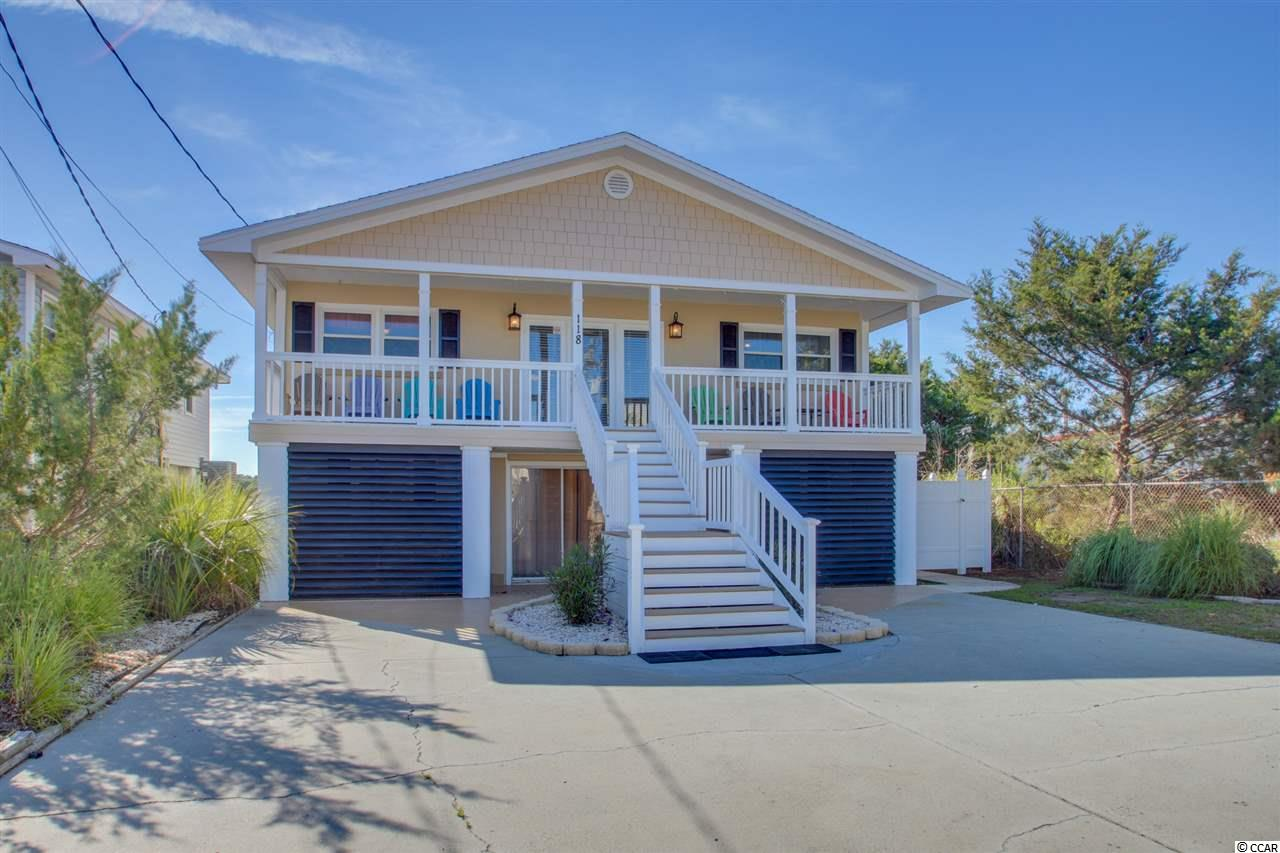 118 Dogwood Drive S, Garden City Beach, SC 29576